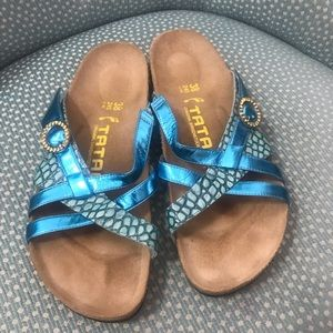 Birkenstock Tatami Sandals Shoes Woman's 38
